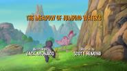 The Meadow of Jumping Waters title