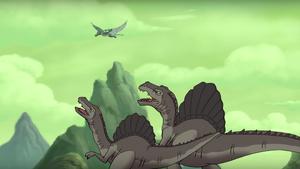 Hermit of Black Rock Spinosaurus 3.png