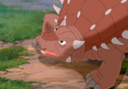 Ankylosaur Jim Denying The Possibility of The Creepy Crawlies Being Nice