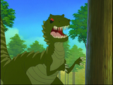 Plated Sharptooth (The Mysterious Island)