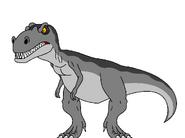 Land Before Time Albertosaurus