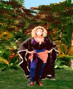 Kityara in the jungle