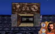 Huline Temple - Path of Balance Entrance