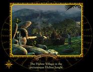 Guardians of Destiny Official Screenshot Huline Village