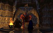 Dawn and Baccata - Draracle's Chambers - 1