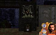 Dracoid Cemetery - Gargoyle