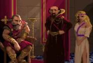 Richard, Geron, and Dawn