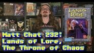 Matt Chat 232 Lands of Lore, The Throne of Chaos
