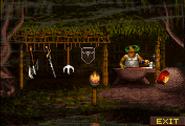 Swamp Armory