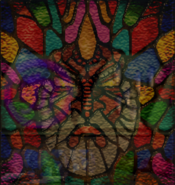 Stained Glass Draracle