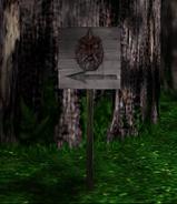 Draracle Sign