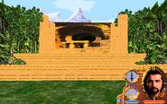 Huline Jungle - Monestary Outside