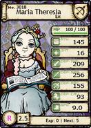 3018 - Maria Theresia front
