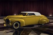 BuickCustom Yellow