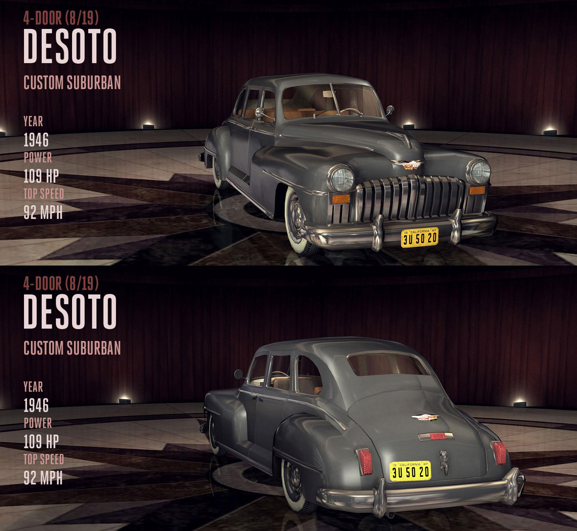 DeSoto Custom Suburban