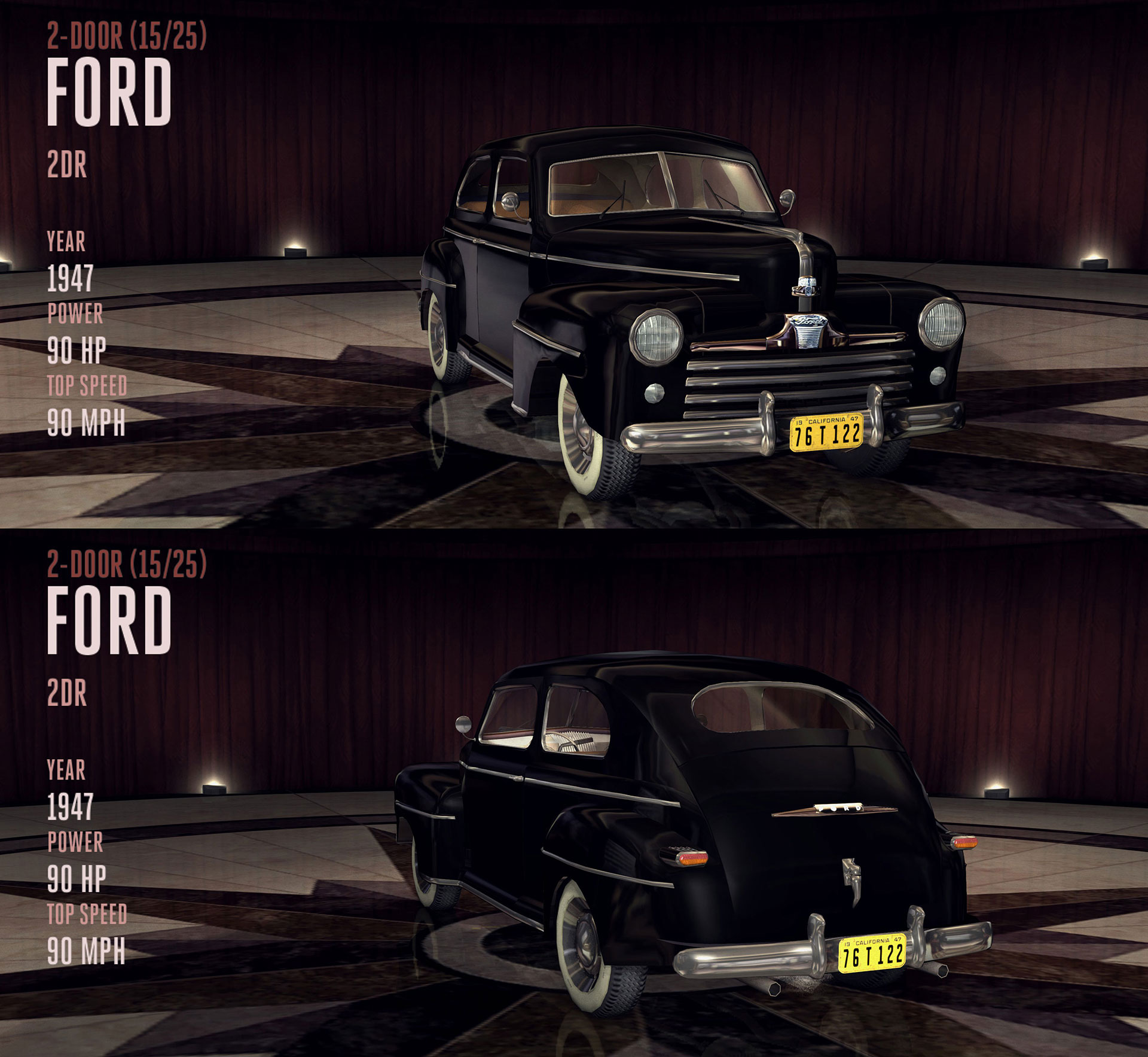Ford 2DR