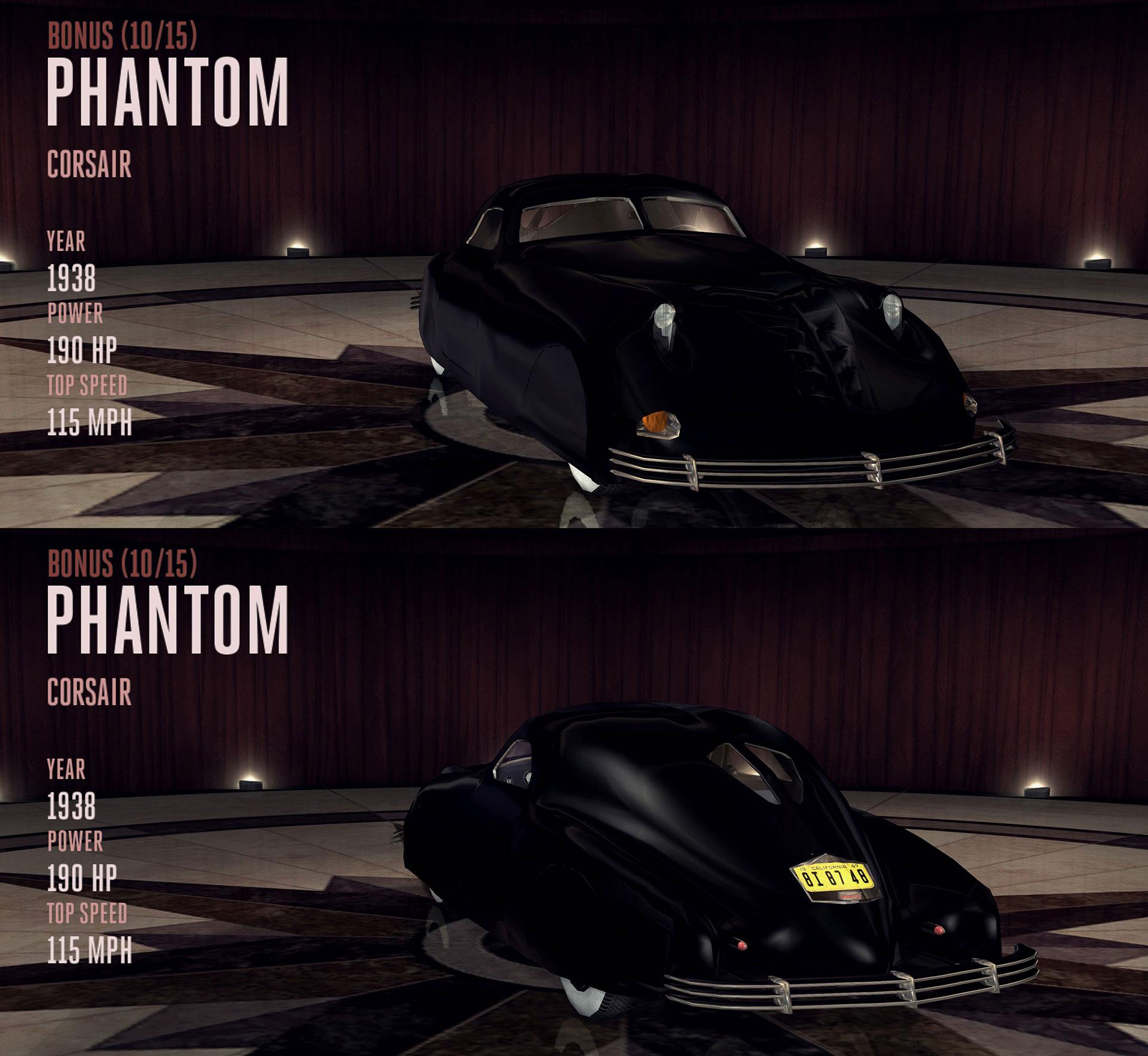 Phantom Corsair