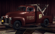 ChevyTowTruck Red