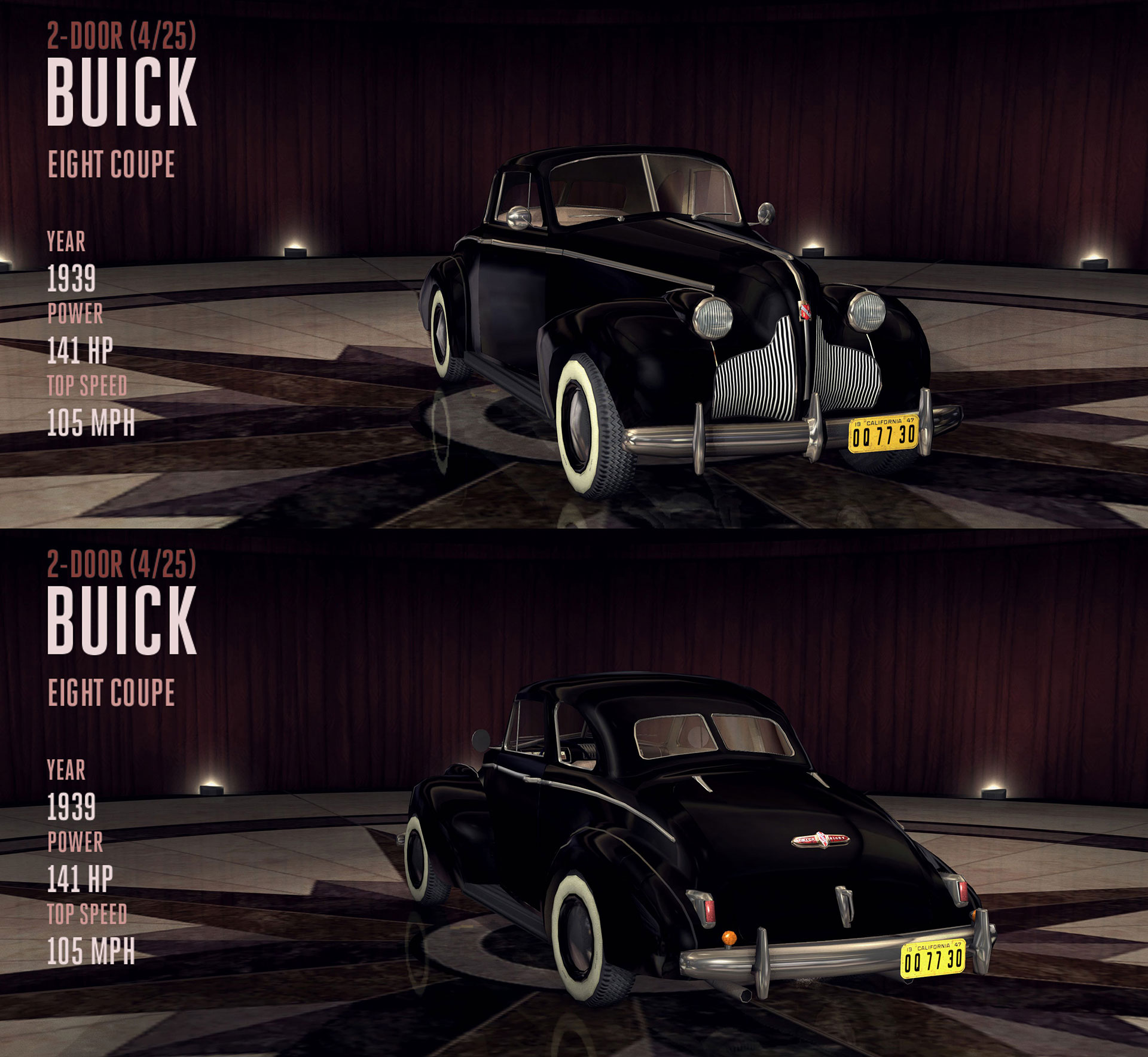 Buick Eight Coupe
