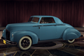 FordCustom Blue