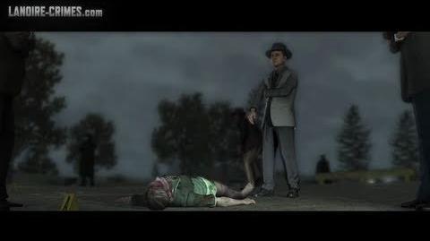 LA Noire - Walkthrough - Mission 11 - The White Shoe Slaying (5 Star)