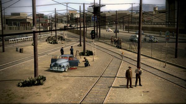 P.E. Freight Depot