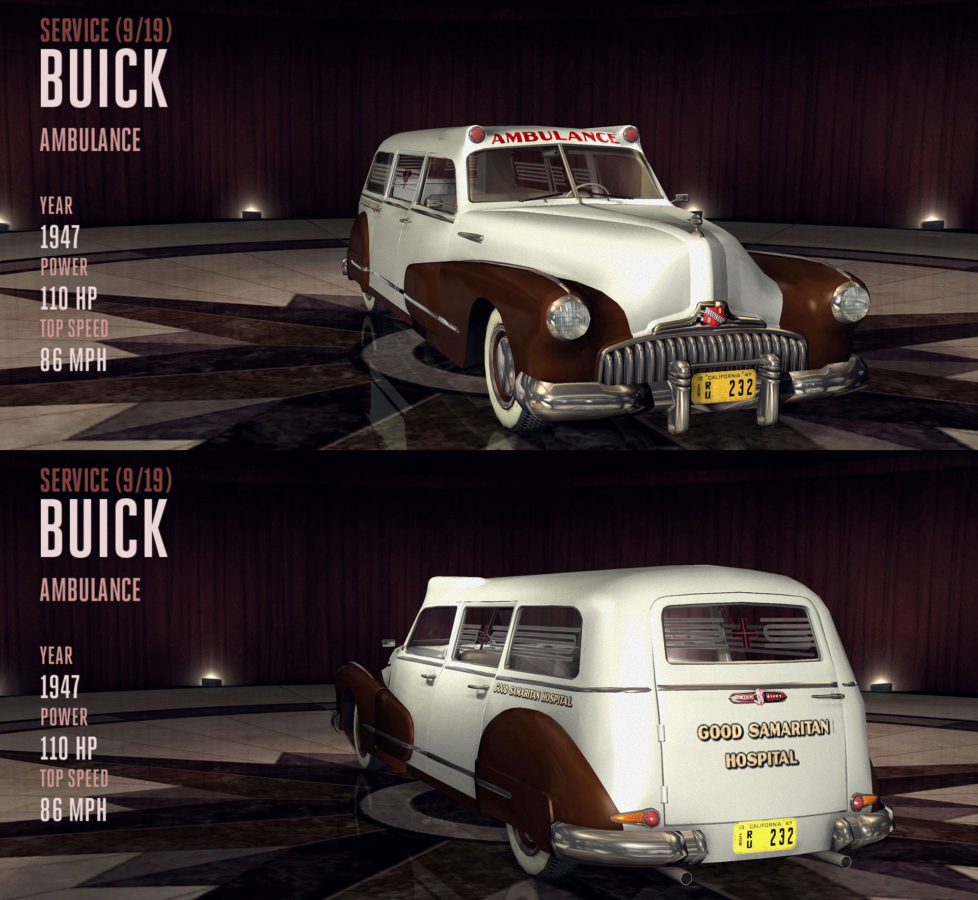 Buick Ambulance