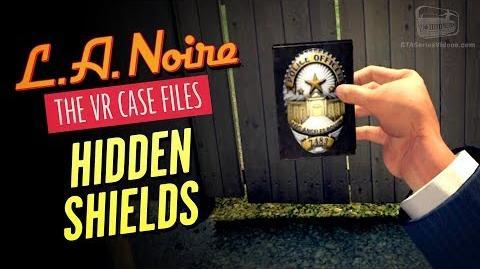 LA Noire VR - Police Badges Locations Let Me See Some ID Achievement Trophy