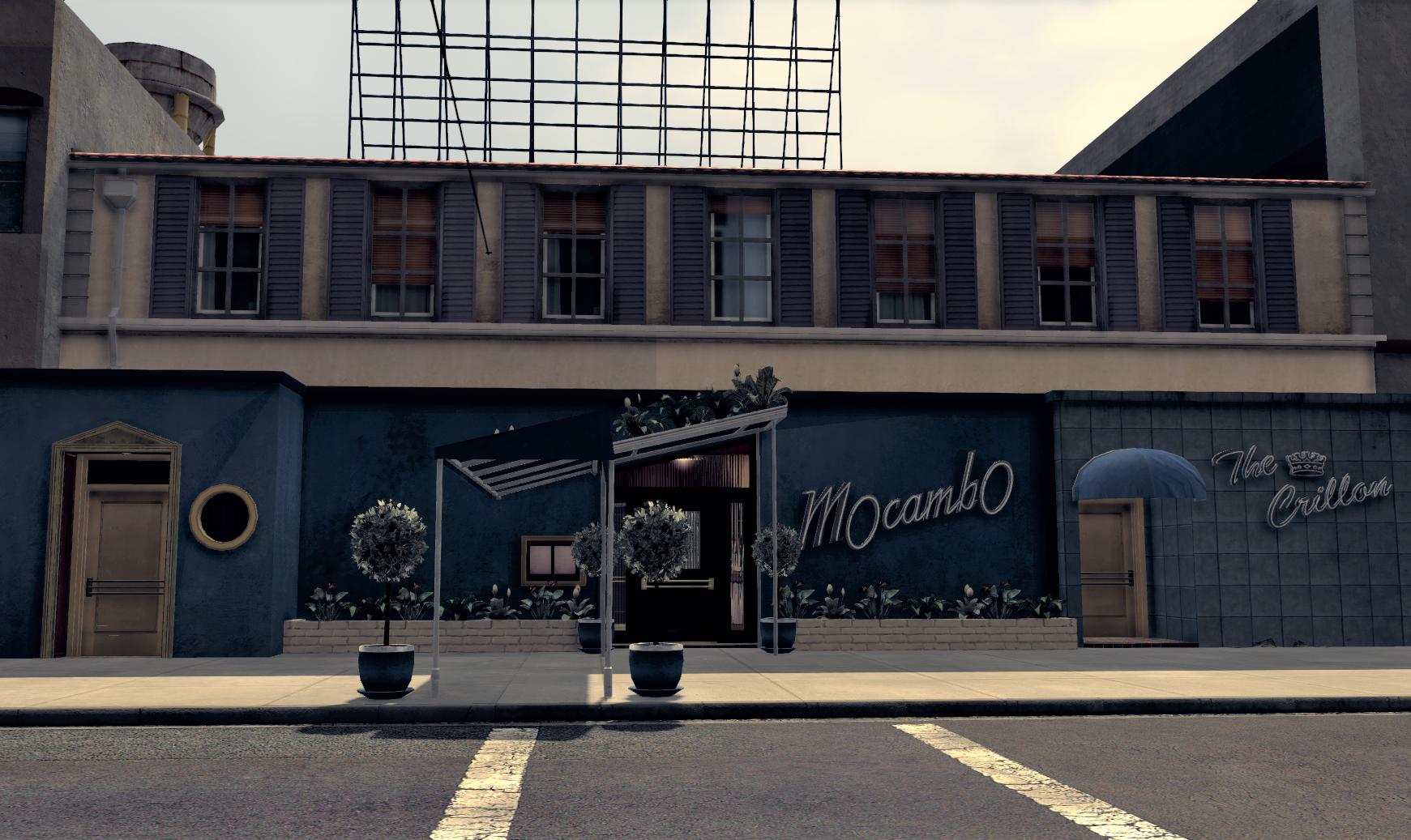 The Mocambo Club