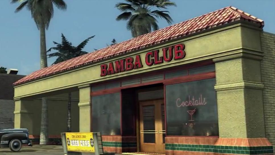The Bamba Club