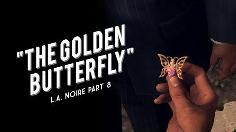 L.A. Noire Part 8 The Golden Butterfly