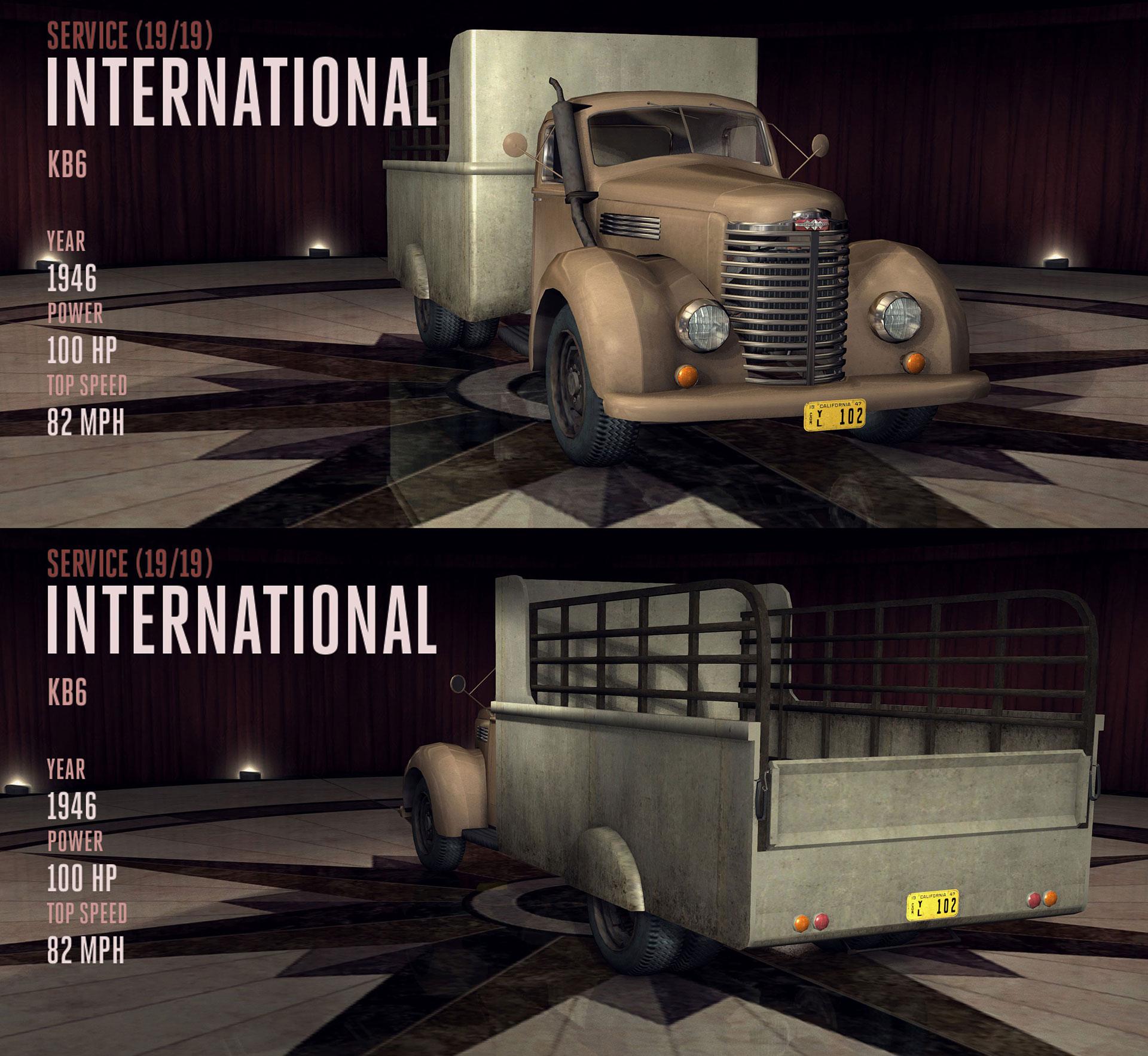 International KB6