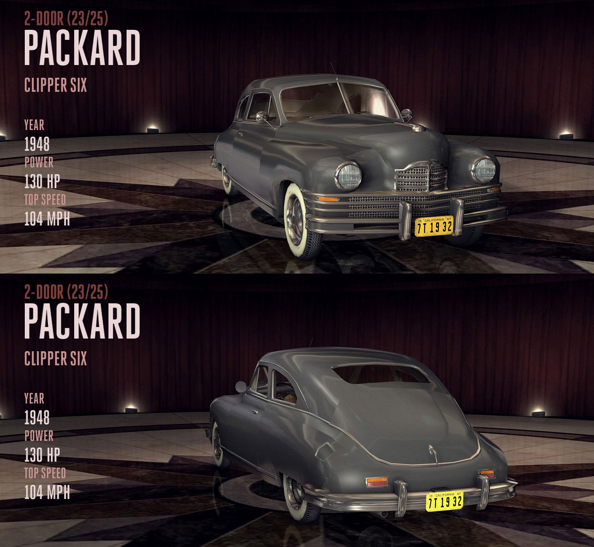 Packard Clipper Six