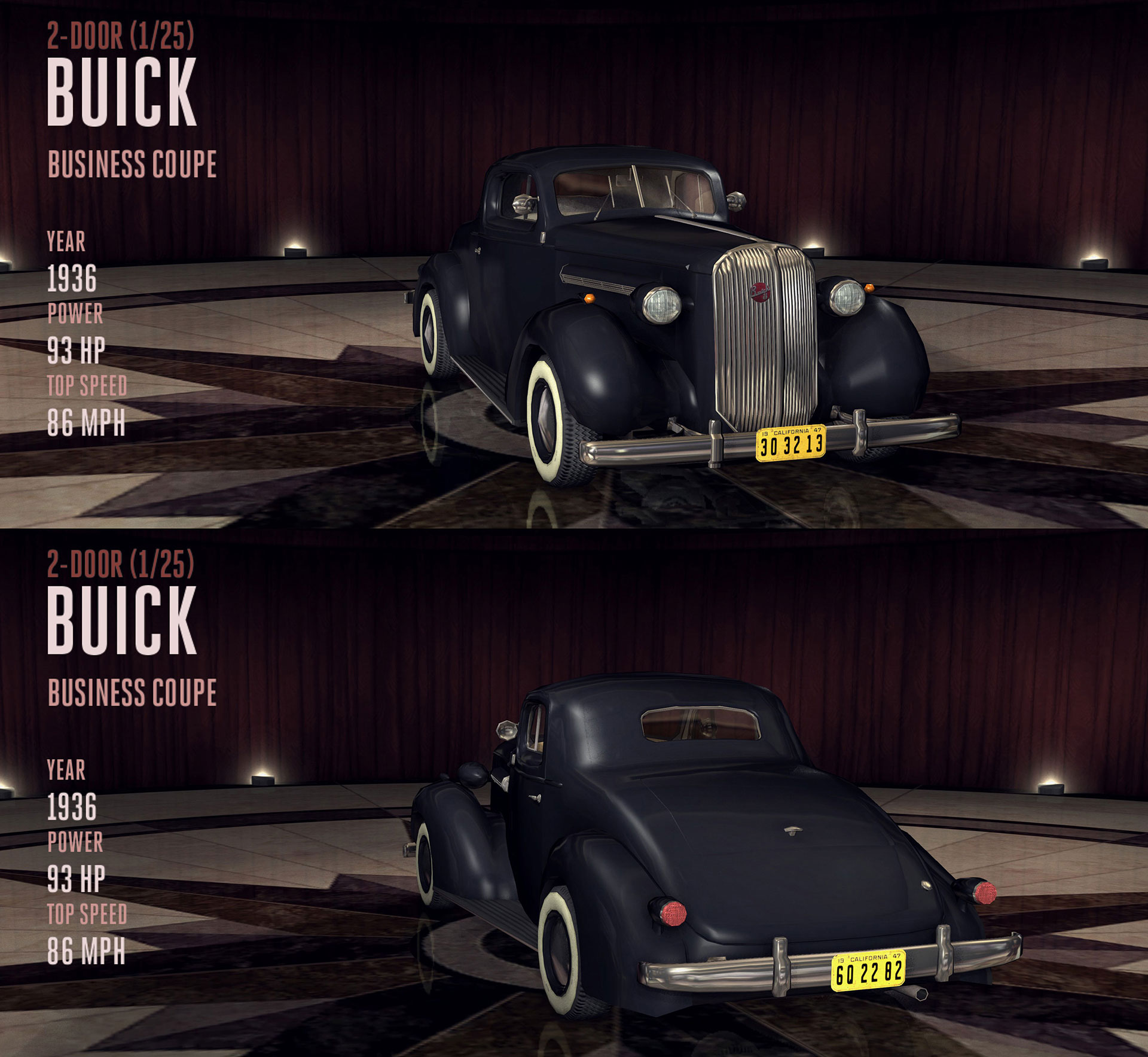 Buick Business Coupe