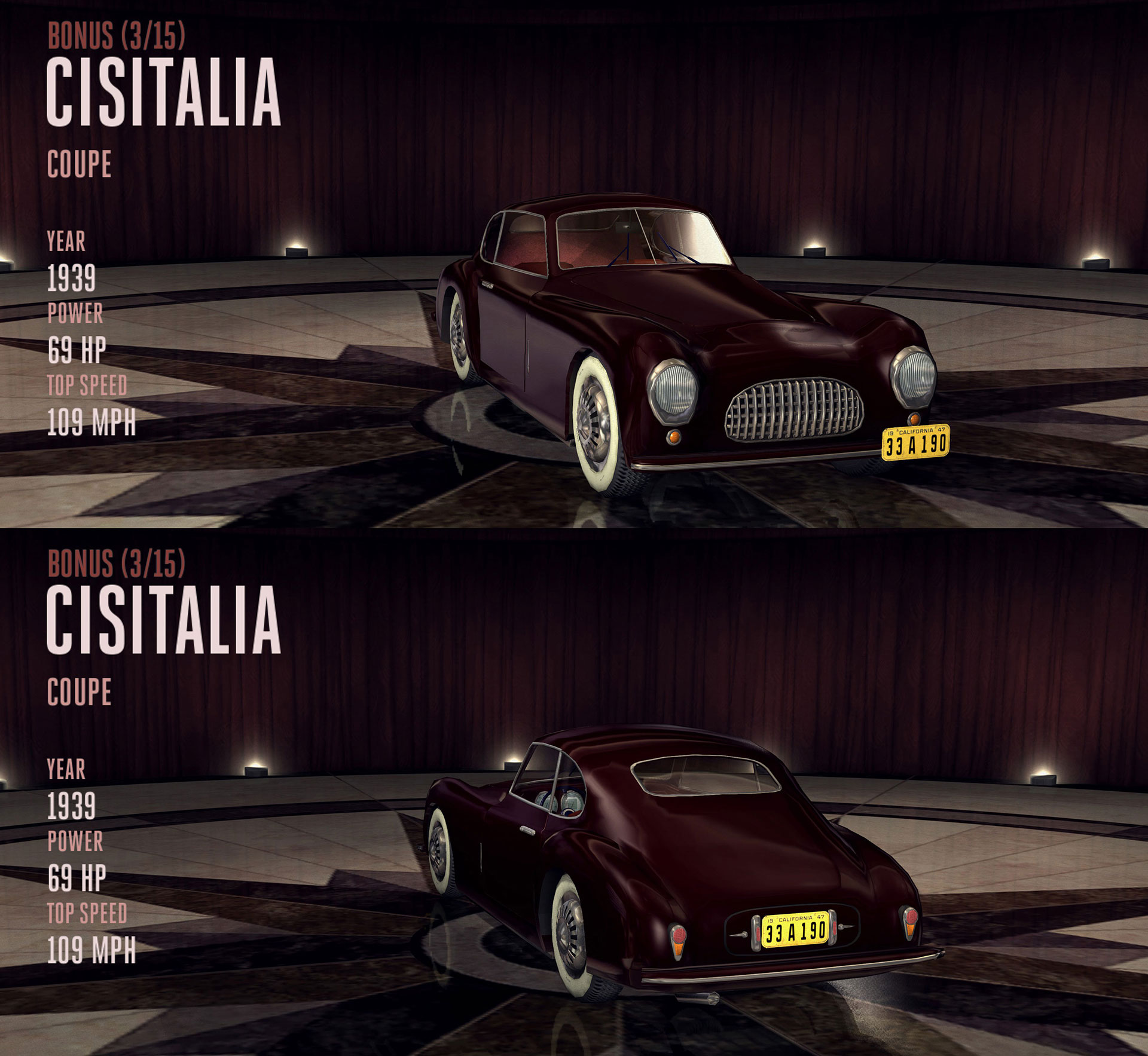Cisitalia Coupe