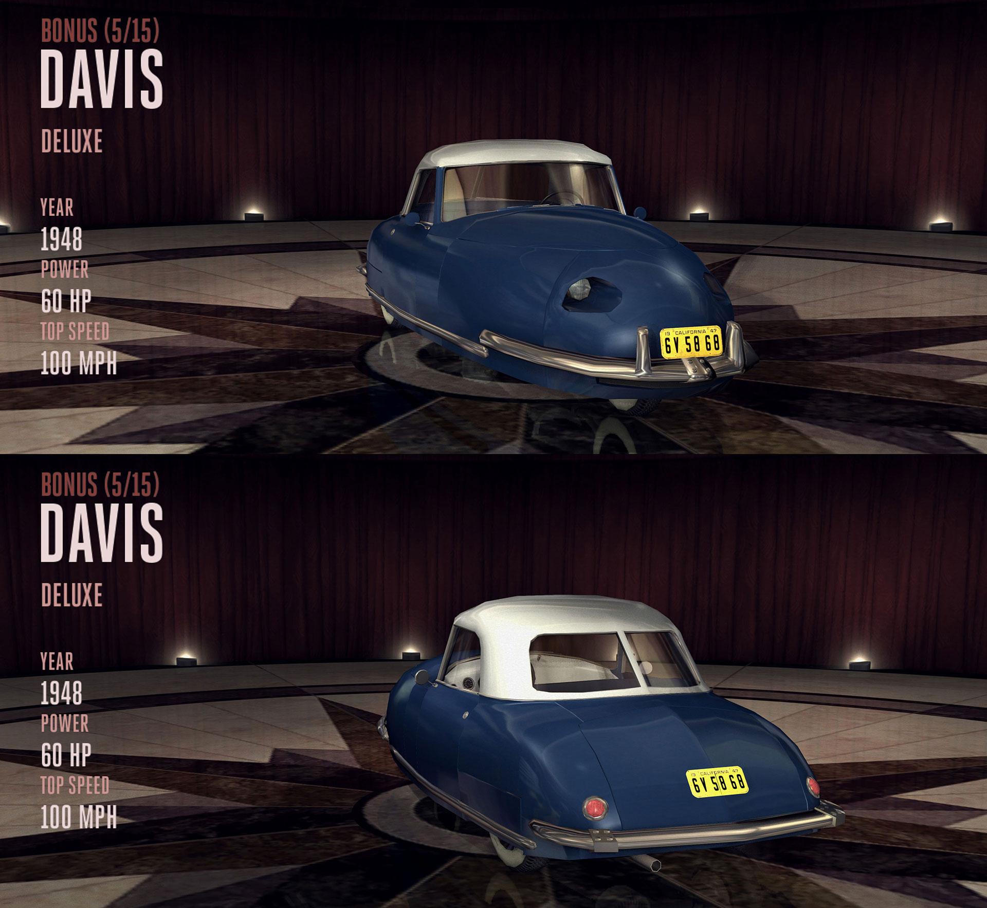 Davis Deluxe