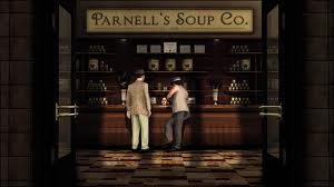 Parnell's Soup Co. Factory
