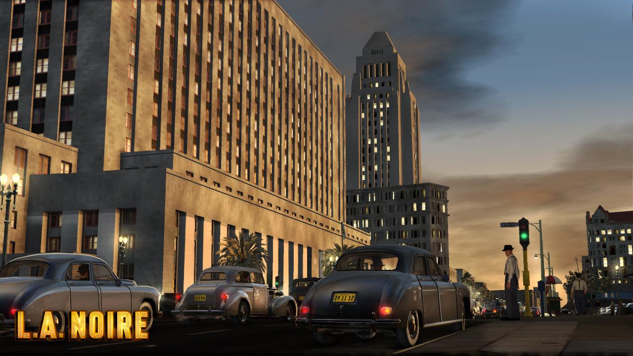 Los Angeles | L.A. Noire Wiki | Fandom