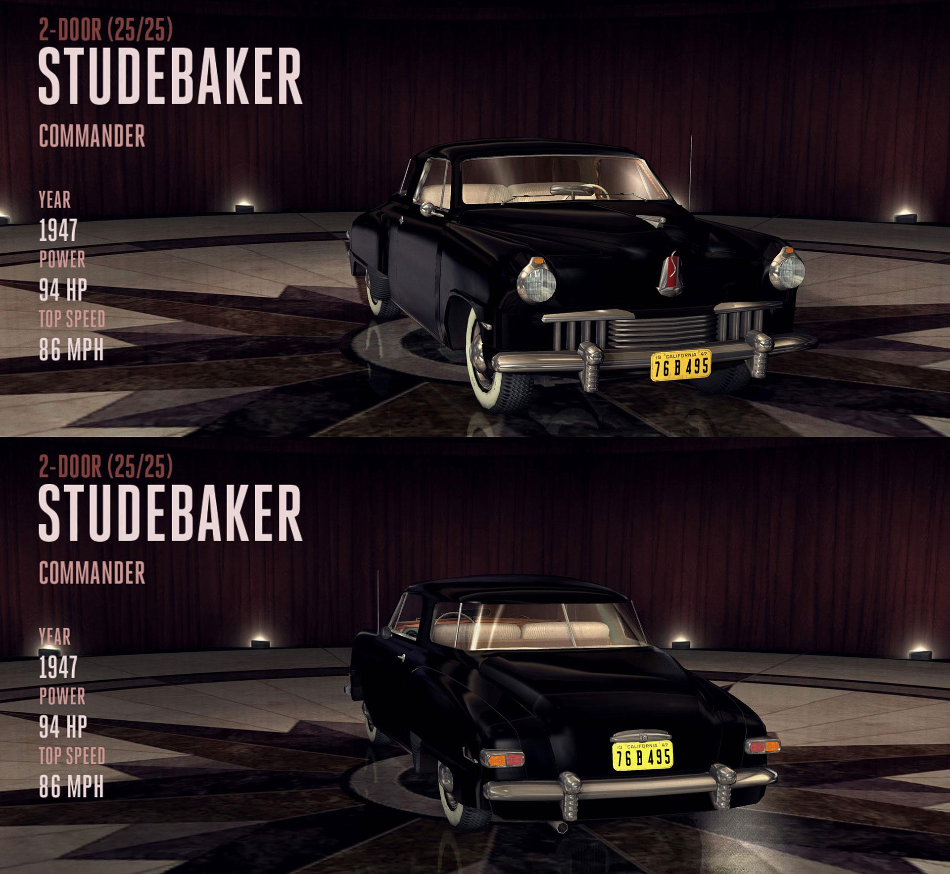 Studebaker Commander