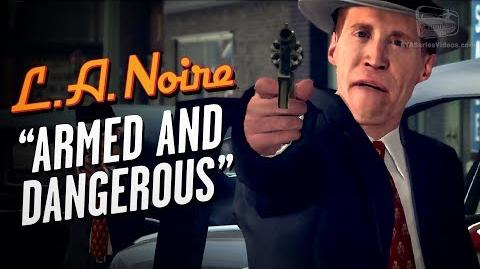 LA Noire Remaster - Case 2 - Armed and Dangerous