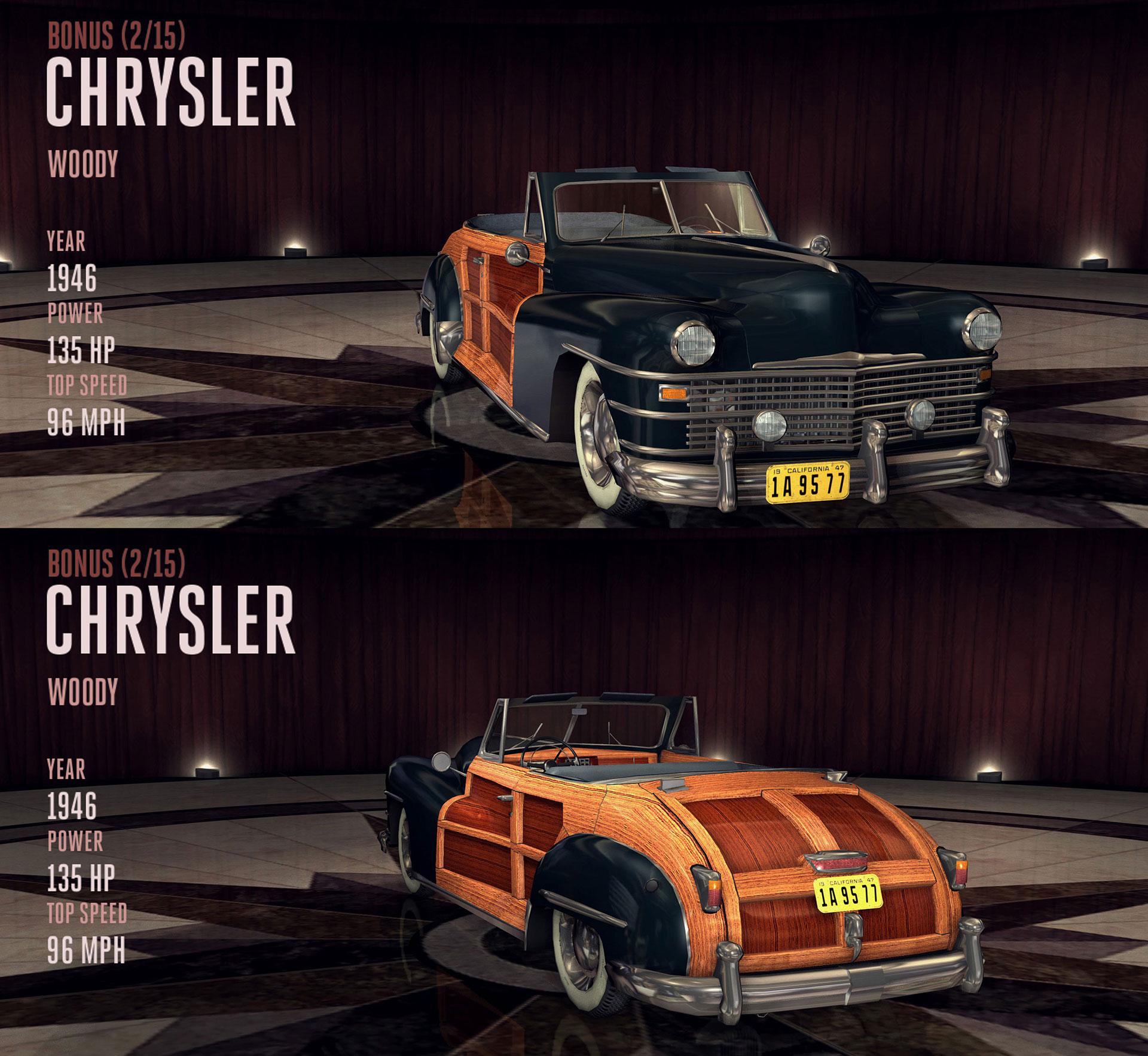 Chrysler Woody