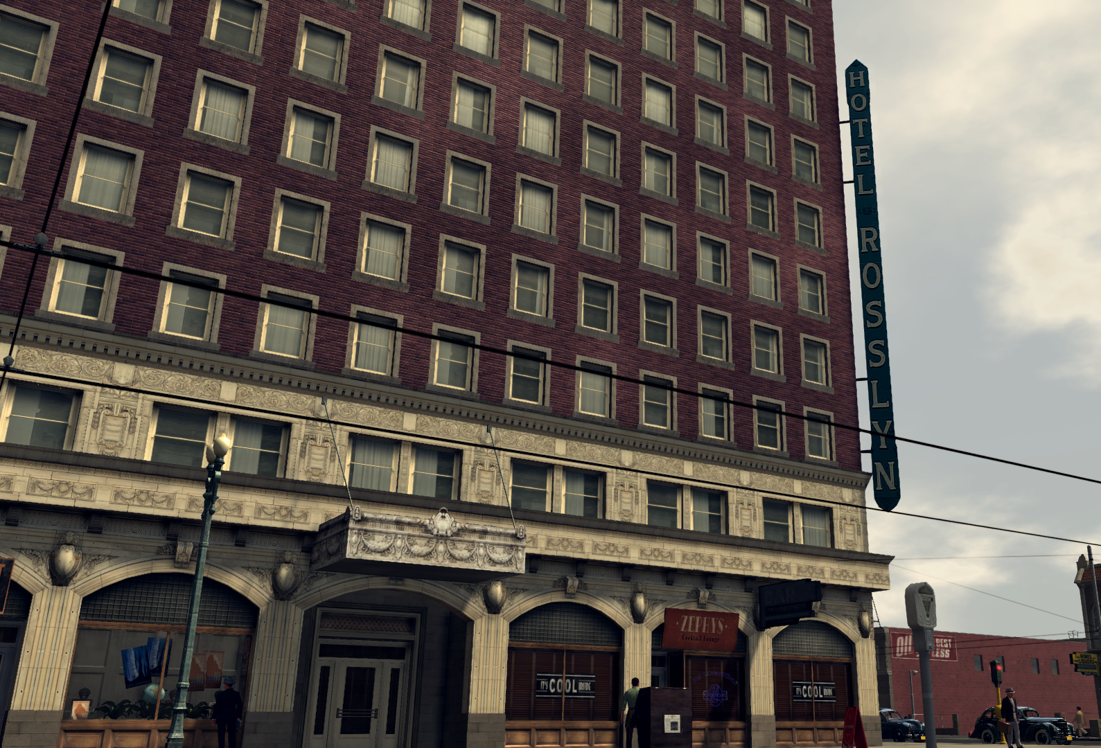 The Rosslyn & Alexandria Hotels