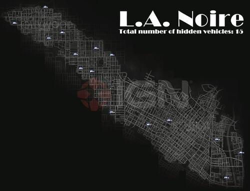 Hidden Vehicles