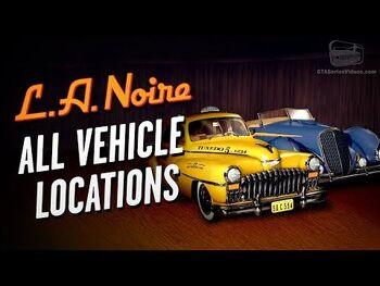 LA_Noire_Remaster_-_All_Vehicle_Locations_-Auto_Fanatic_Trophy_-_Achievement-
