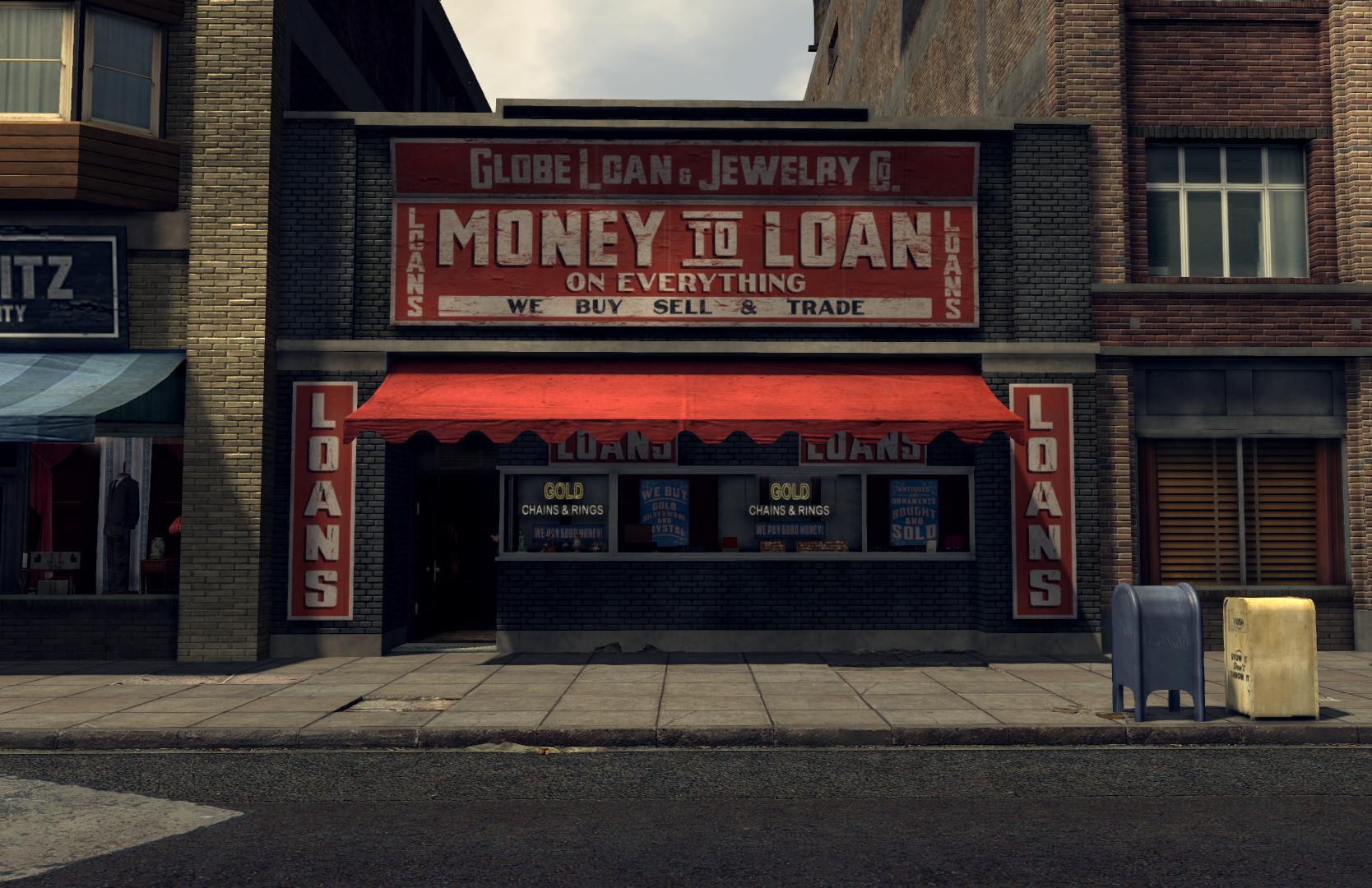 Globe Loan & Jewelry Co.