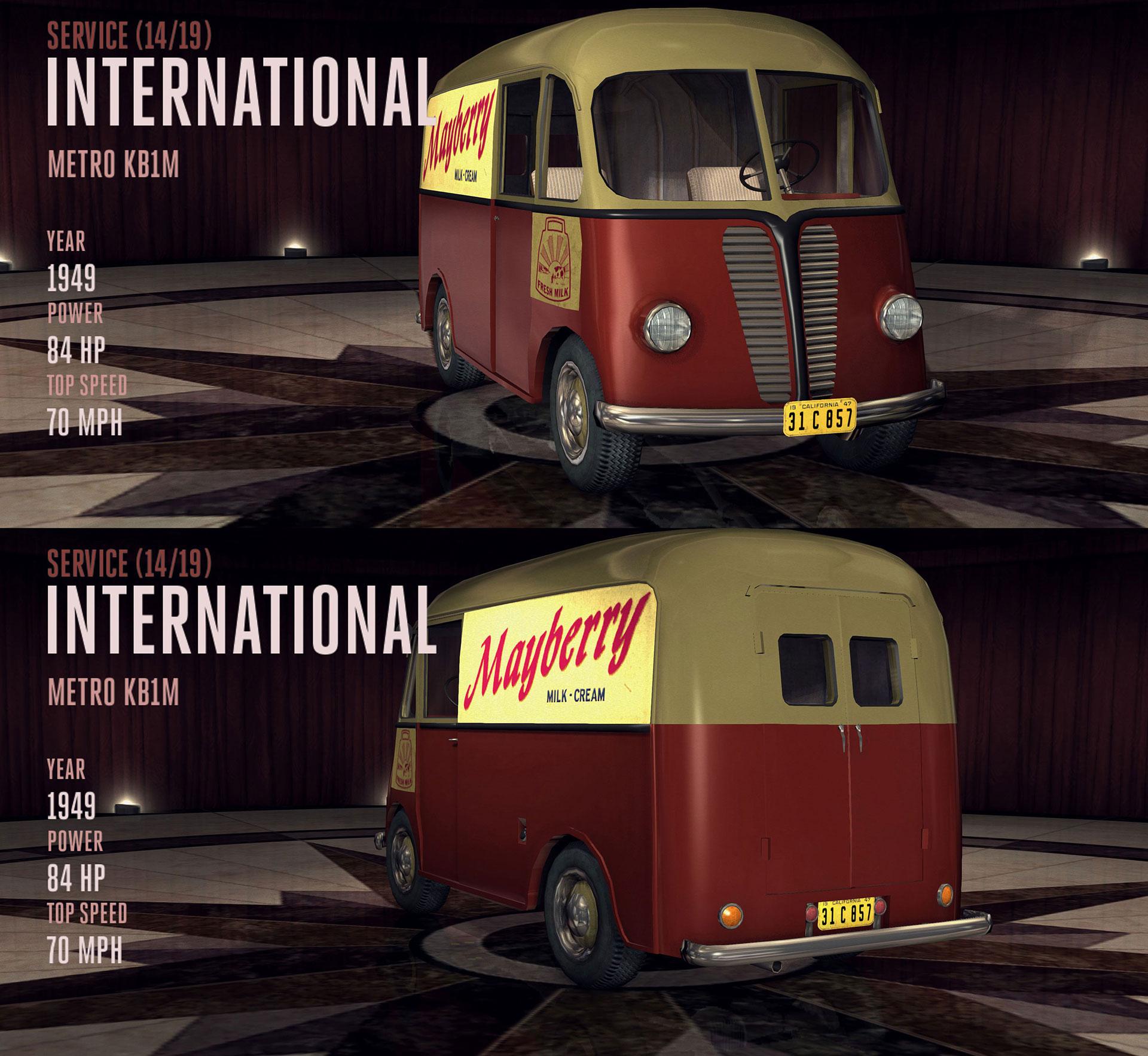 International Metro KB1M