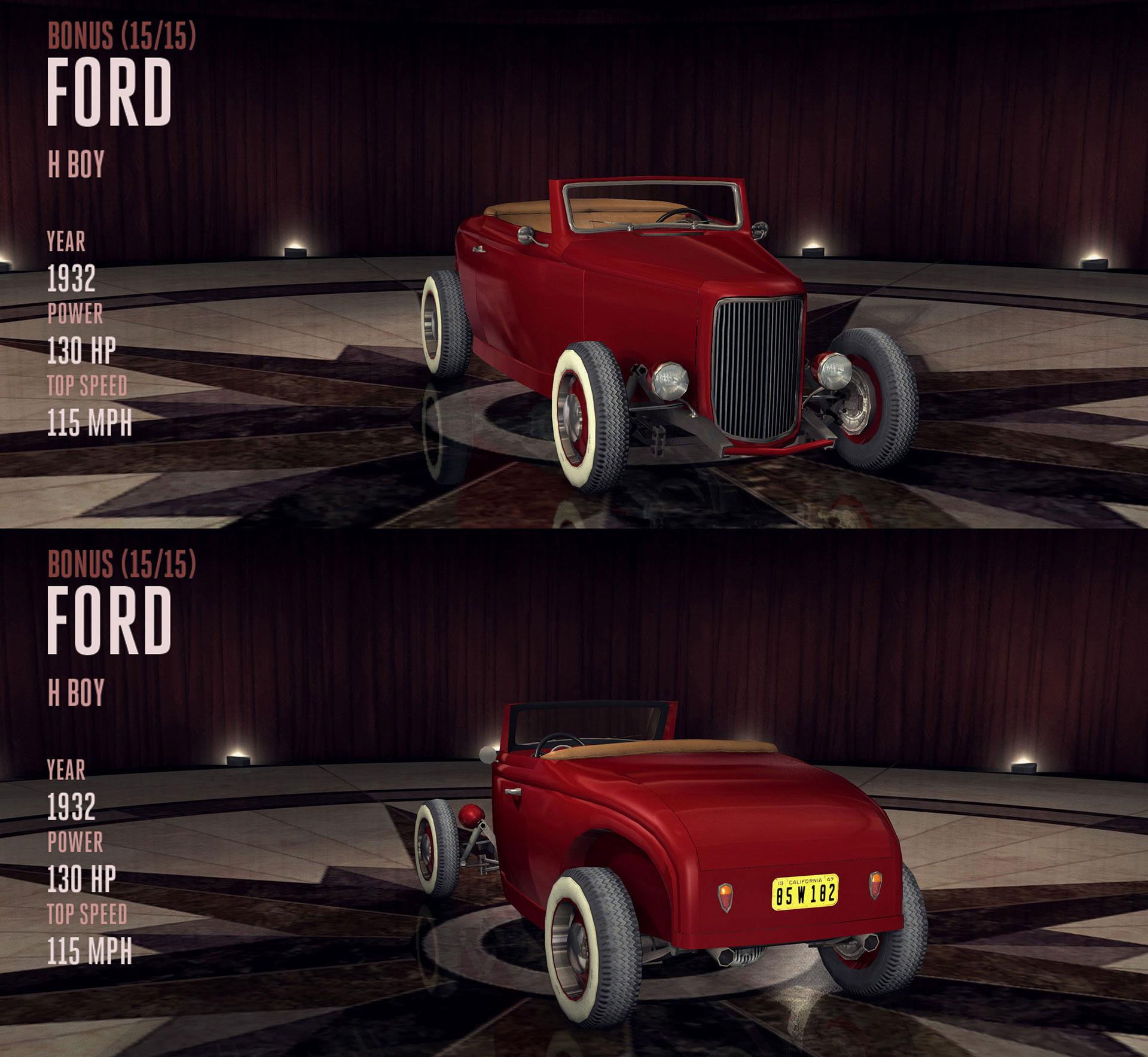 Ford H-Boy