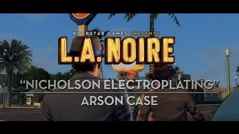 Nicholson Electroplating Trailer