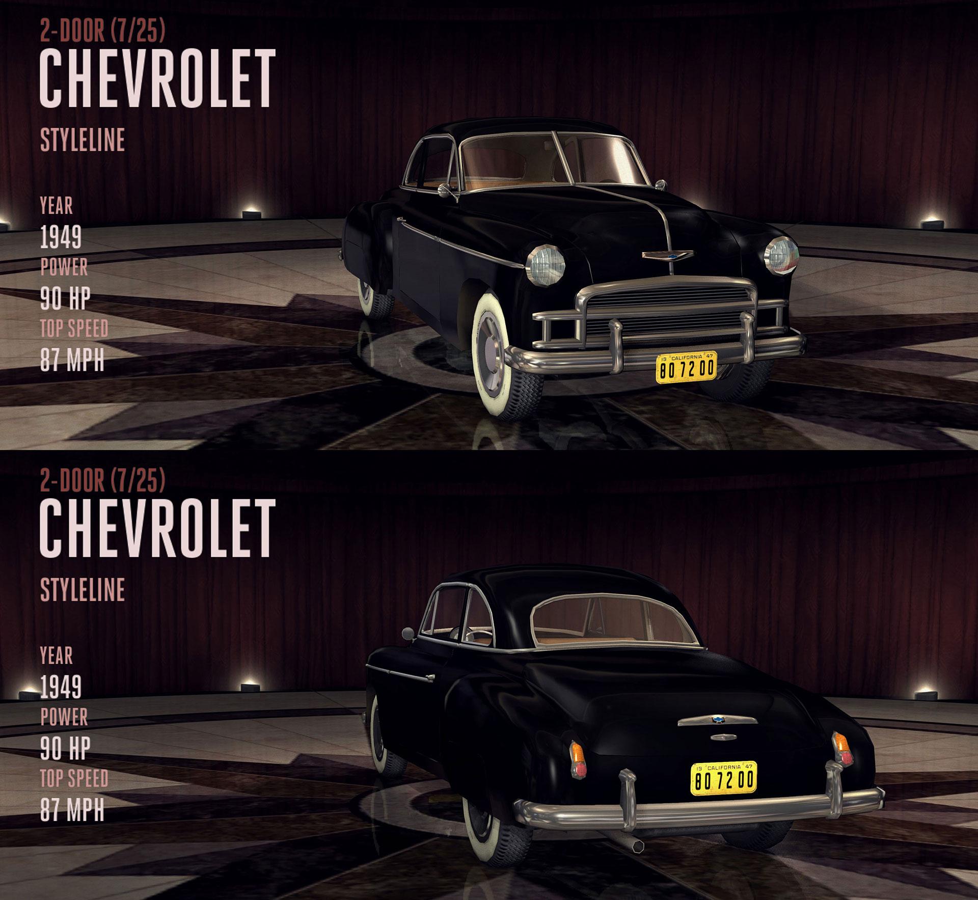 Chevrolet Styleline