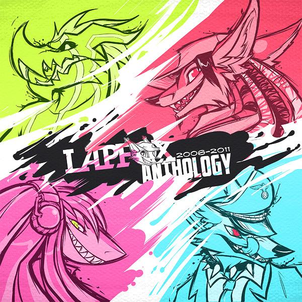 Lapfox Anthology (album)